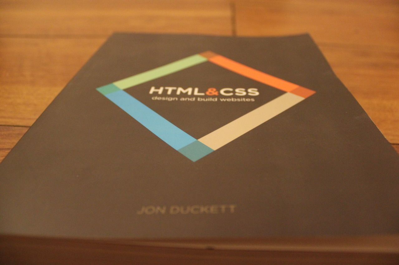 Html Css Design And Build Websites By Jon Duckett Html Css Css Learning Time