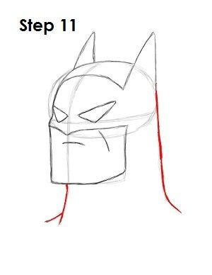 Como Desenhar Batman Em 2019 Desenho Batman Desenhos De Caras E