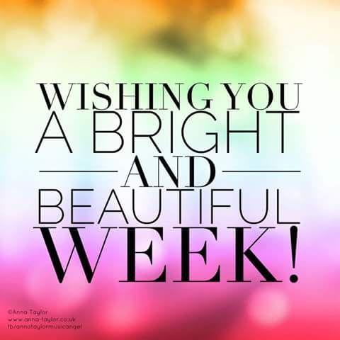 Happy Monday folks! Many blessings Cherokee Billie