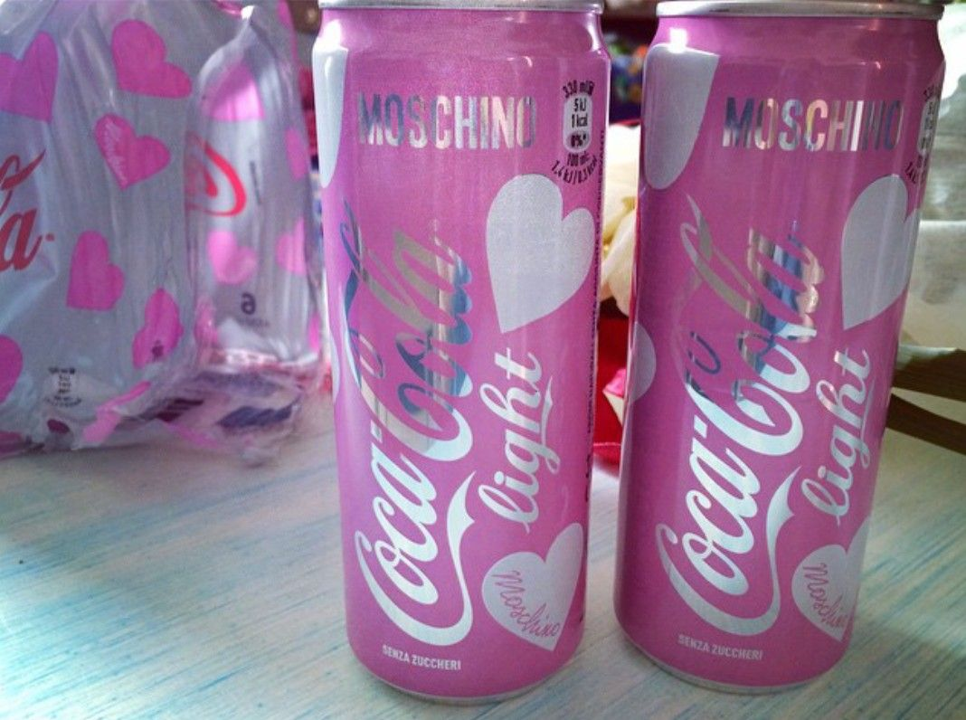Pin by bugbby on ♥x♥ Cherry coke can, Pink aesthetic