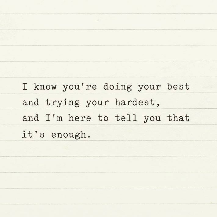 You Are Doing Your Best Be Proud Of Yourself Beautifulthoughts