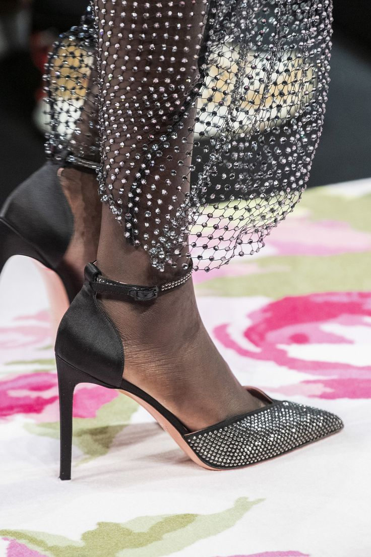 Blumarine at Milan Fashion Week Spring 2020  Shoes Blumarine at Milan Fashion Week Spring 2020  Shoes