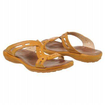 Keen Emerald City Slide Sandals (Honey) - Women's Sandals - 9.0 M