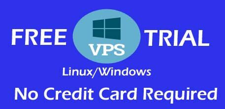 vps free trial without credit card 2017
