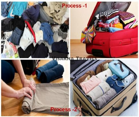 Smart Ways To Pack For A Trip