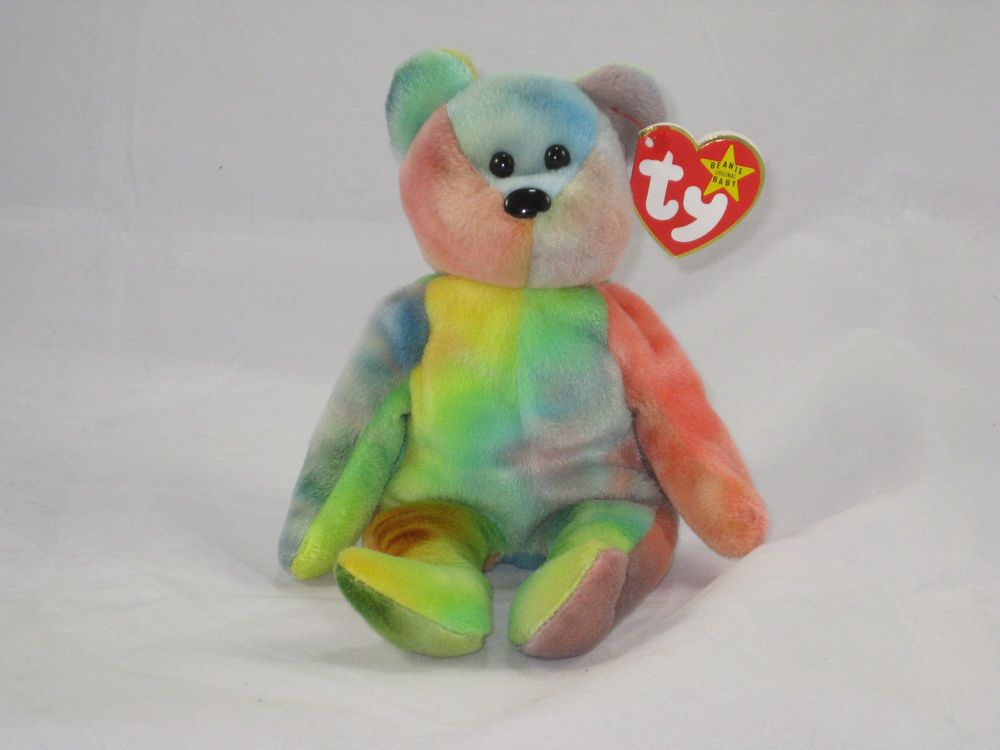 From the Beanie Babies Collection 5e6bb304191