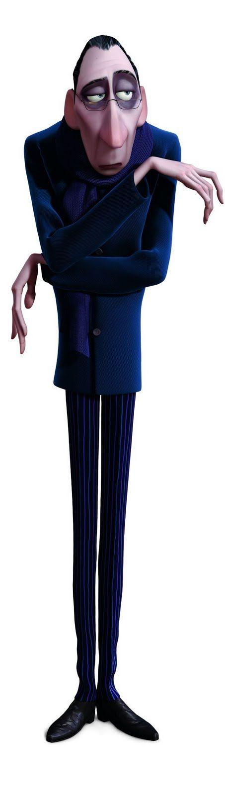 Anton Ego Cartoon Character Design Ratatouille Characters Character Design