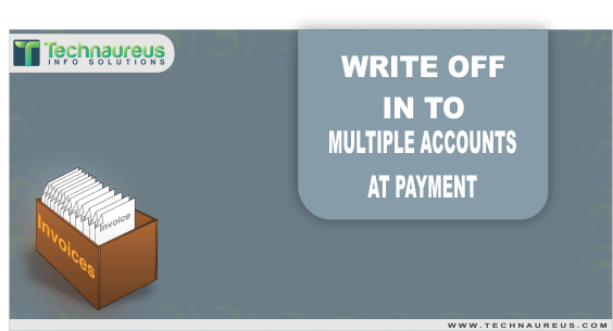 Multiple Write Off Lines in Payments Odoo Apps. www