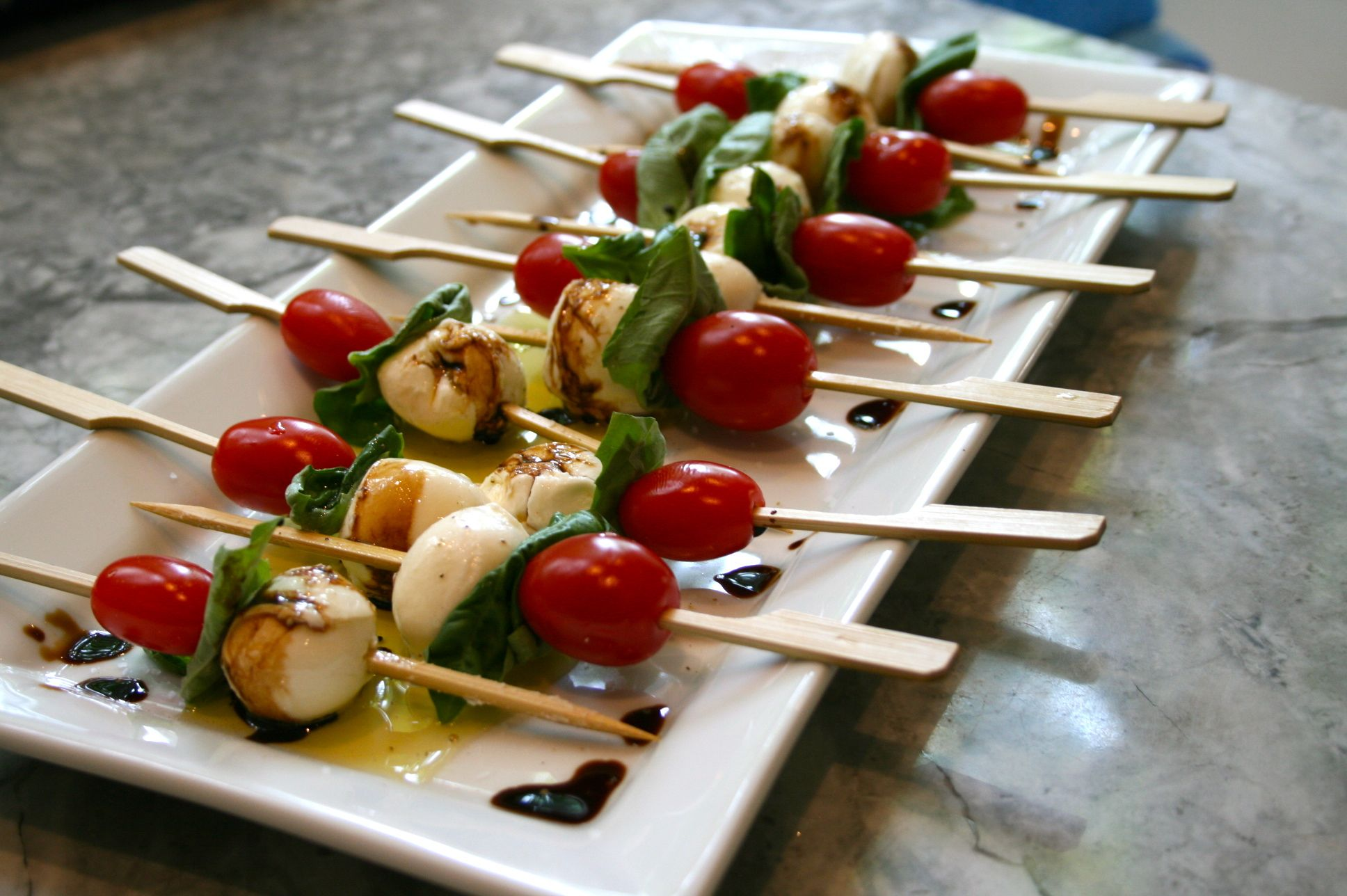 Dinner Party Appetizer Ideas Part - 36: Diary Of A Dinner Party. Tomato Mozzarella AppetizerCaprese AppetizerAppetizer  IdeasAppetizer ...