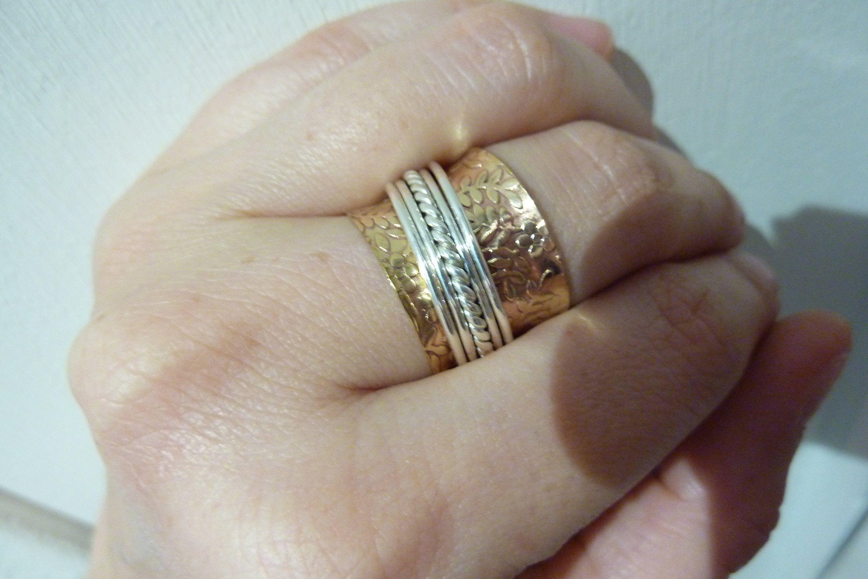 USA vendeur fantaisie anneau argent sterling 925 BEST DEAL Bijoux Lab Opale Taille 6