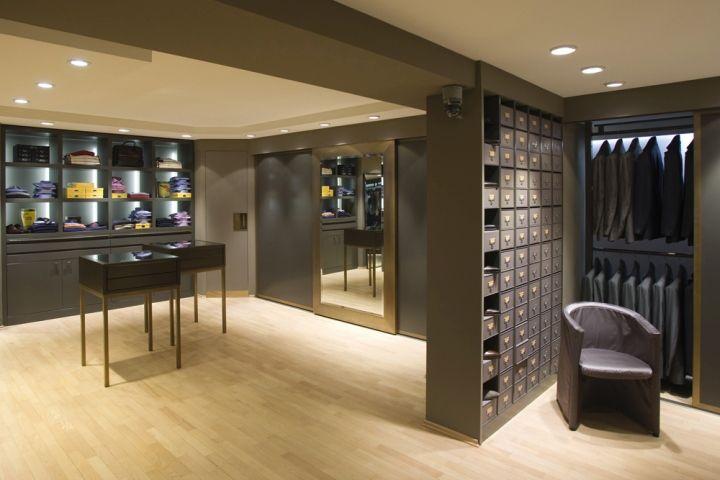 WIRSCHKE Store in Düsseldorf by Kitzig Interior Design
