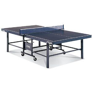 Stiga Expert Roller Table Tennis Table Table Tennis Game Table