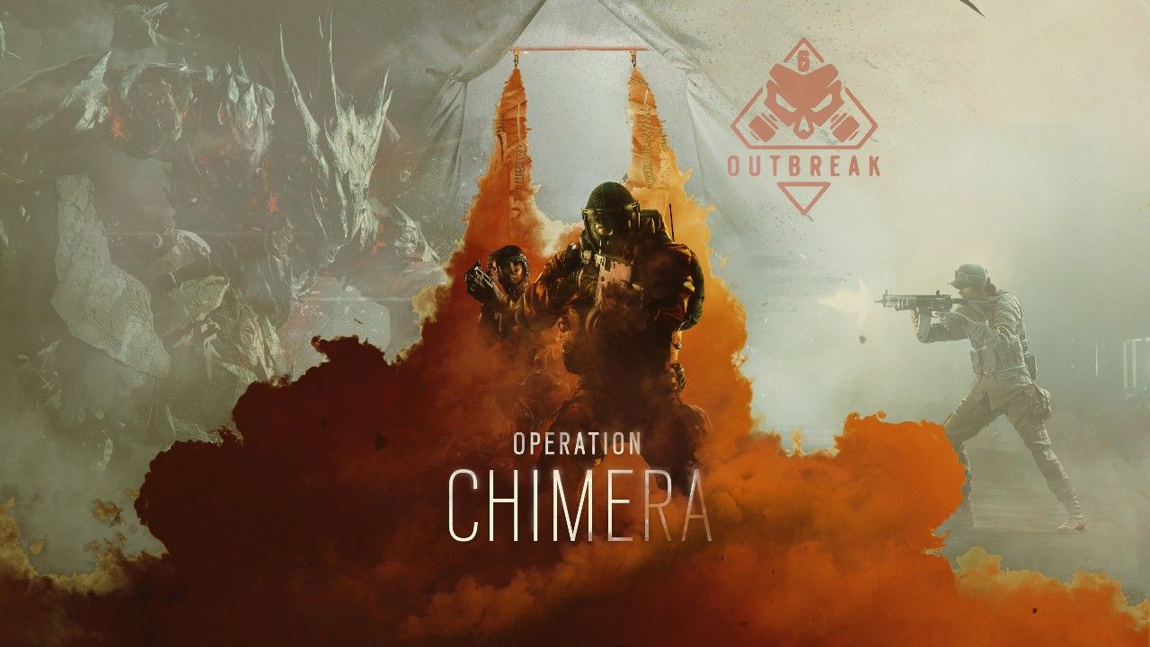 Rainbow six siege Operation chimera and outbreak full HD