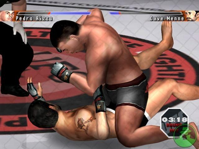 UFC Sudden Impact Screenshots