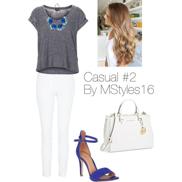 Casual #2 by MStyles16 on Polyvore