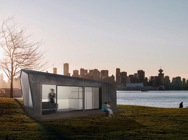 Cabin Spacey: So geht urbane Nachverdichtung!: Die Städte wachsen, Platz gibt es aber immer weniger. Wie ein Berliner… #News #Lifestyle