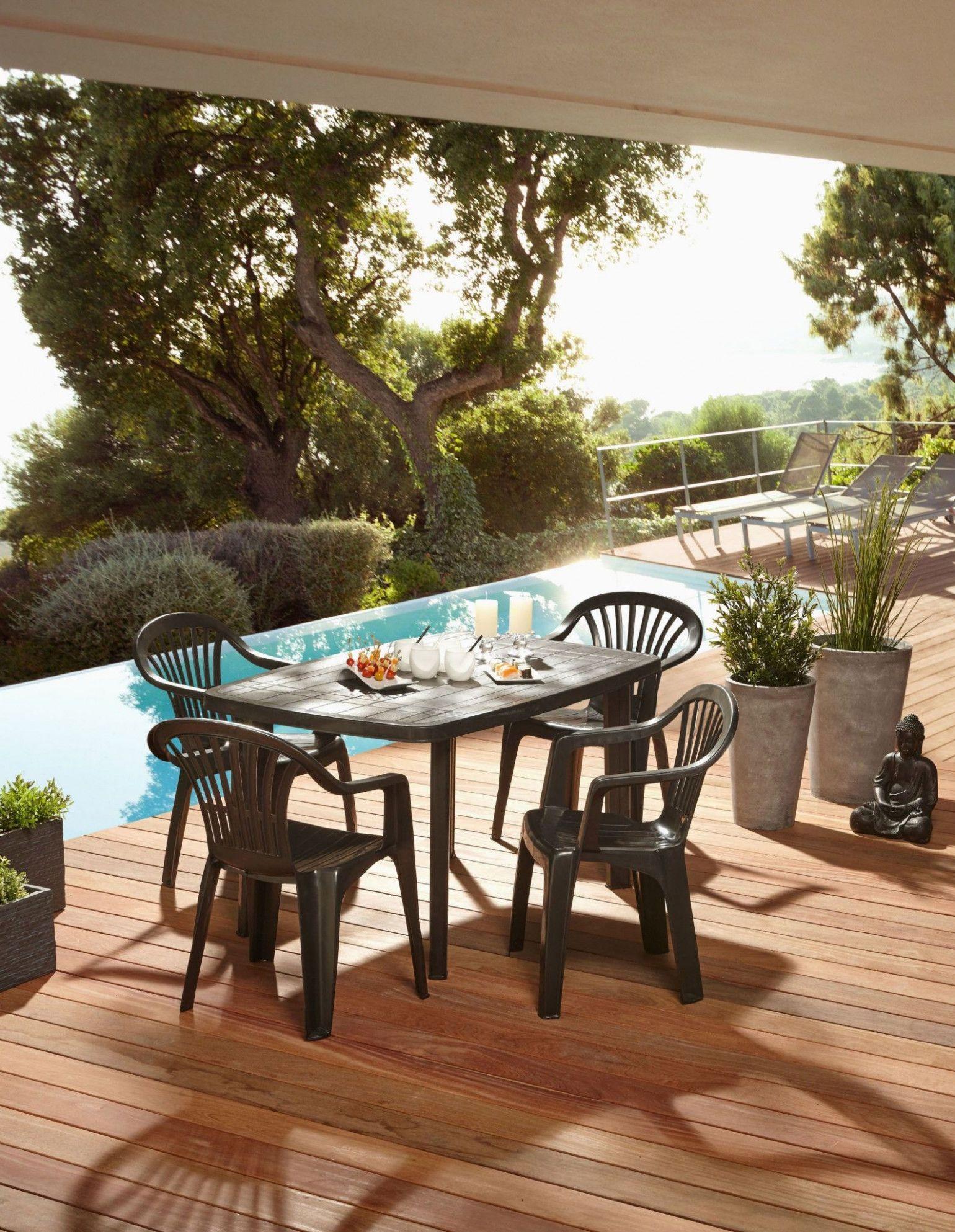 Intermarche Table De Jardin Di 2020