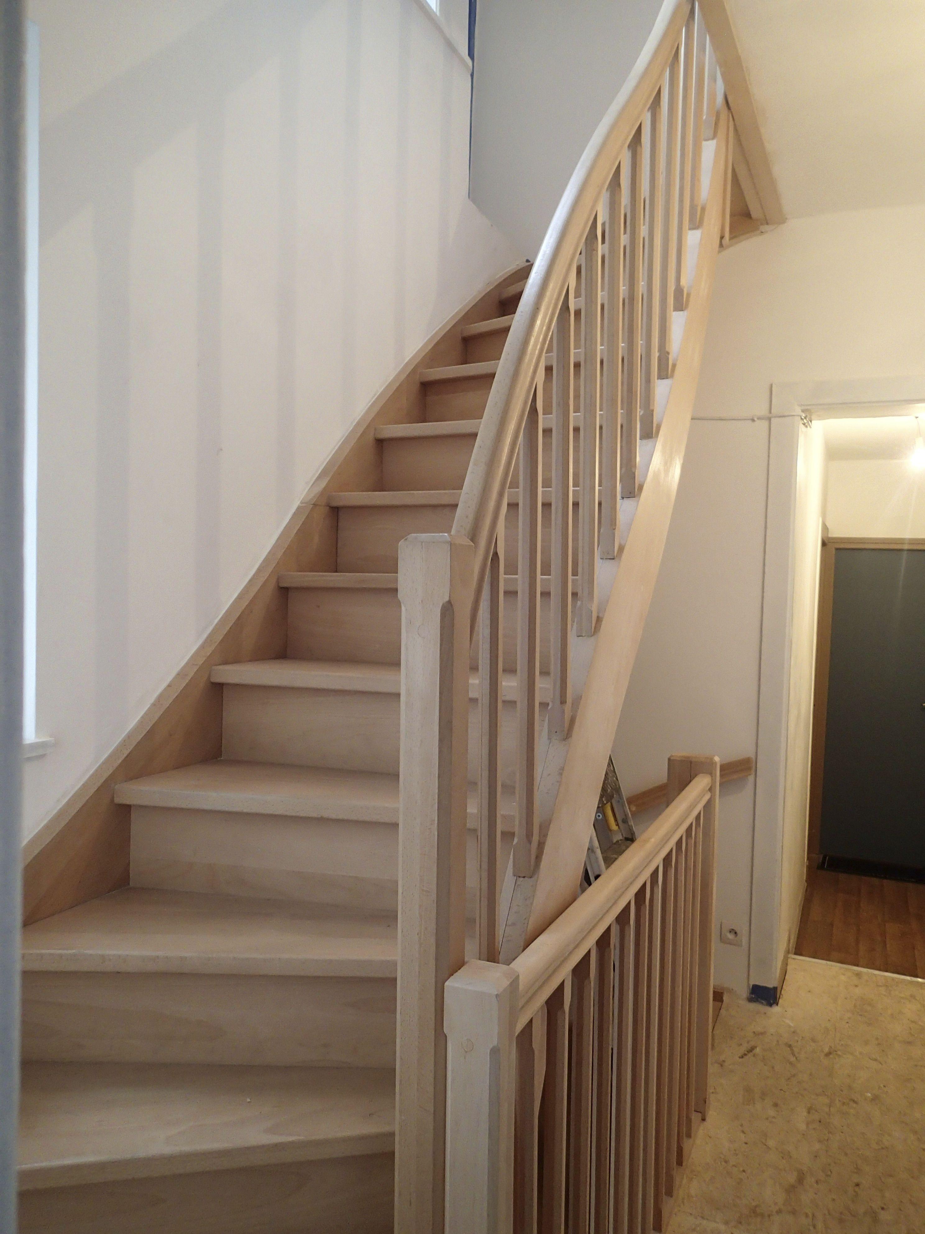 Escalier En Hetre Escalier Design San Jose