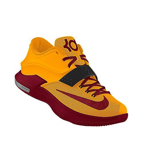 I designed the maroon Minnesota Golden Gophers Nike men's basketball shoe.  I need these too :) | Baller | Pinterest