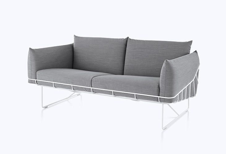 A herman miller couch for easy sitting and easy moving - Easy to move couch ...