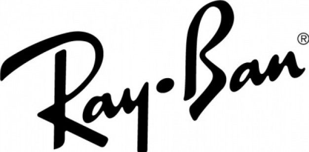 ray ban glass logo  17 best images about rayban on pinterest