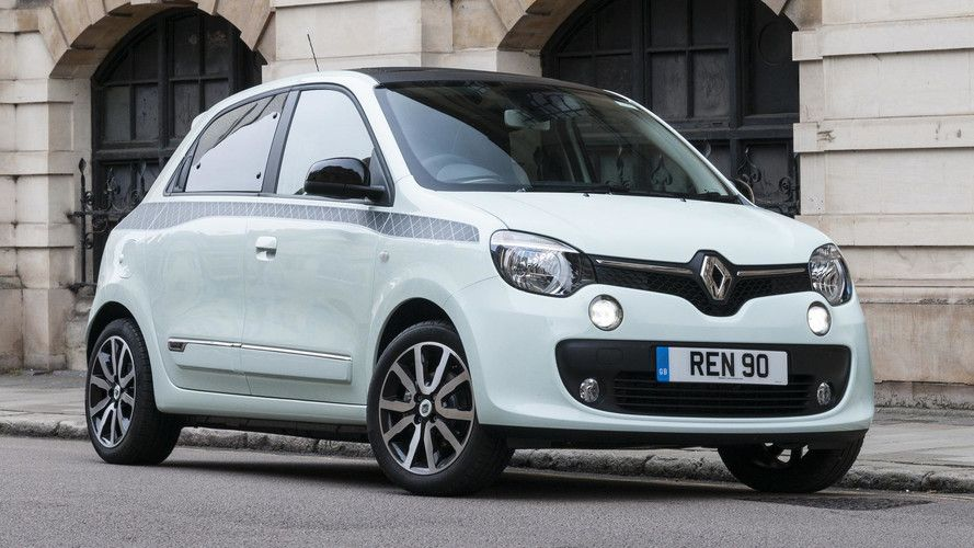 Big Word Small Car As Renault Twingo Gets Iconic Special Edition