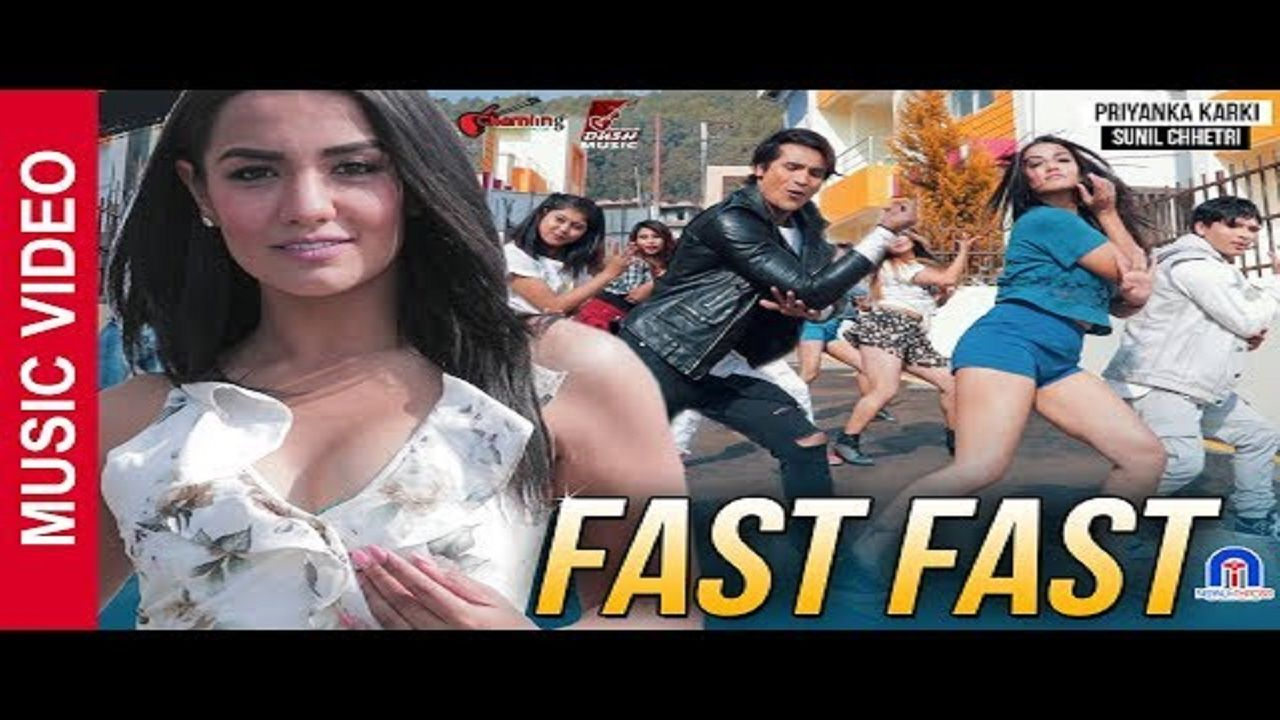 Fast Fast Video Song Official Music Video Ft Sunil Chhetri With