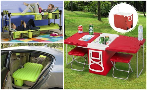 10+ Camping Tips and Gadgets You'll Love This Summer ...