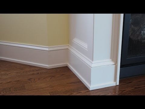 Mission Baseboard Meets Door Casing Google Search Shoe Molding Moldings And Trim Interior Trim
