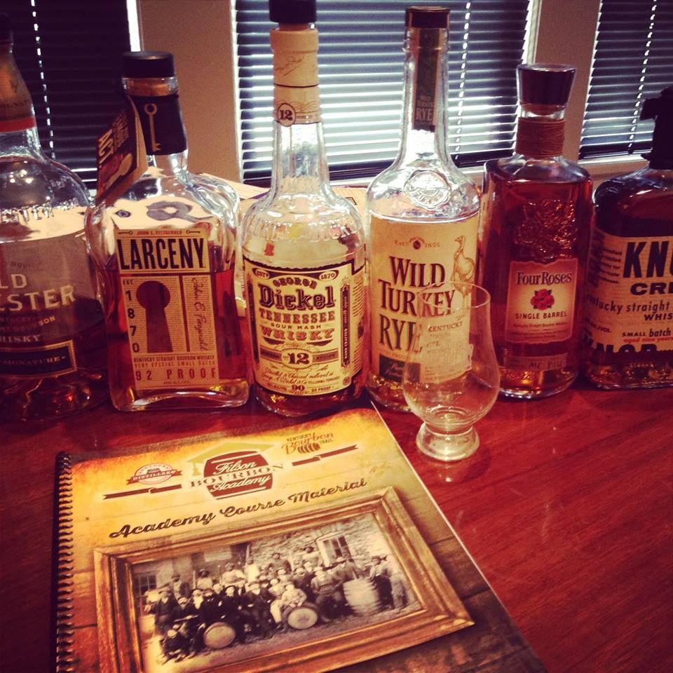 Pin On The Filson Bourbon Academy