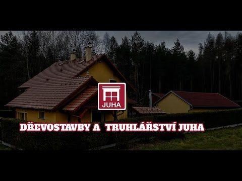 Dřevostavby v Plzni - výstavba nízkoenergetických dřevostaveb Plzeň. Dřevostavby JUHA.
