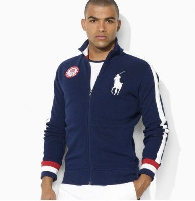 Polo Ralph Lauren Team USA Big Pony Full-Zip