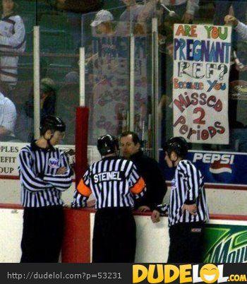 Best Hockey Sign Ever