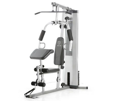 Gold S Gym Xr45 Home Gym Do More With The Golds Gym Xr45 Home Gym Packing Six Muscle Sculpting Workout Stations Int Fisicoculturismo Disenos De Unas Deportes