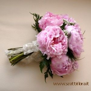 Bouquet Peonie Sposa.Bouquet Peonia Bouquet Da Sposa Prezzi Acquisto Bouquet Sposa