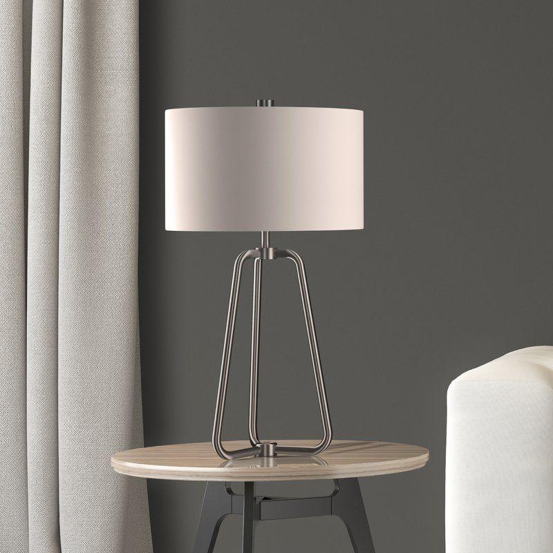 Bella 26 table lamp farmhouse table lamps metal table