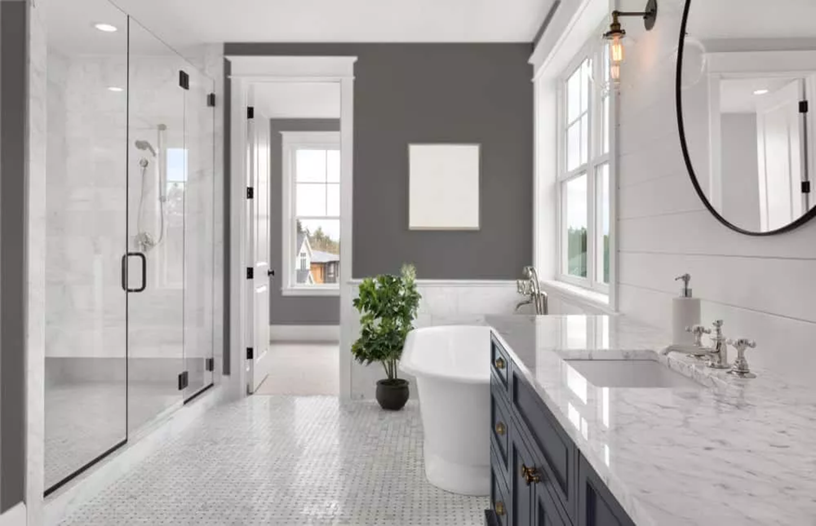 Those House Owners Are Likely The Unlucky Bunch Who Found Mold In Their Bathroom If You Were Renovating Your In 2020 Small Bathroom Bathrooms Remodel Mold In Bathroom