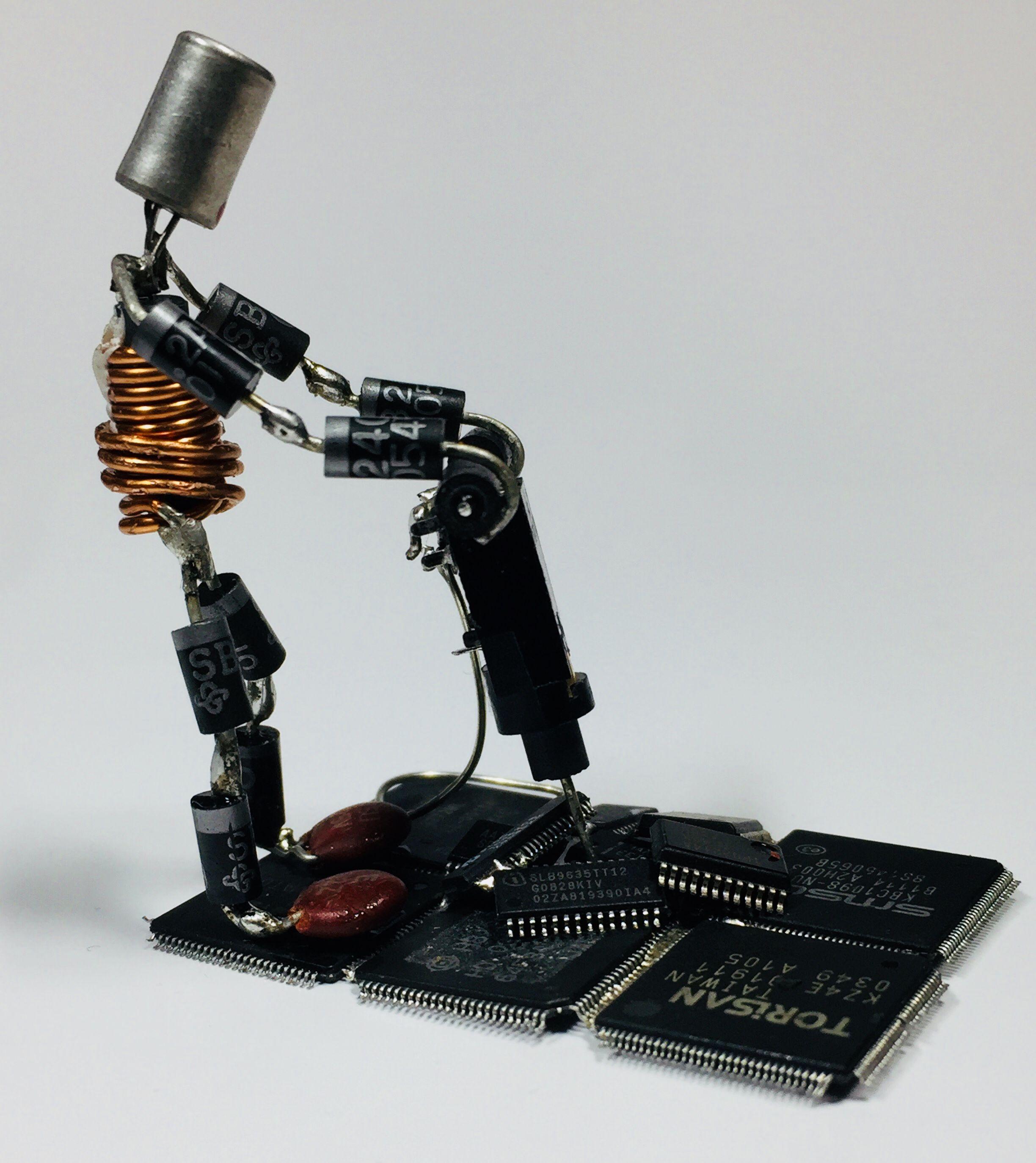 Pin by Jaco on Geek stuff Electronic art, Engineering