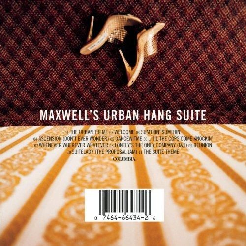Maxwells Urban Hang Suite
