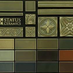 Ravenna Concepts Fireplace Tile Craftsman Fireplace Craftsman Tile