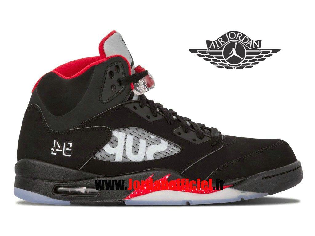 acheter pas cher bf4ae b3d99 Air Jordan 5 Retro - Chaussures Baskets Offciel Pas Cher ...