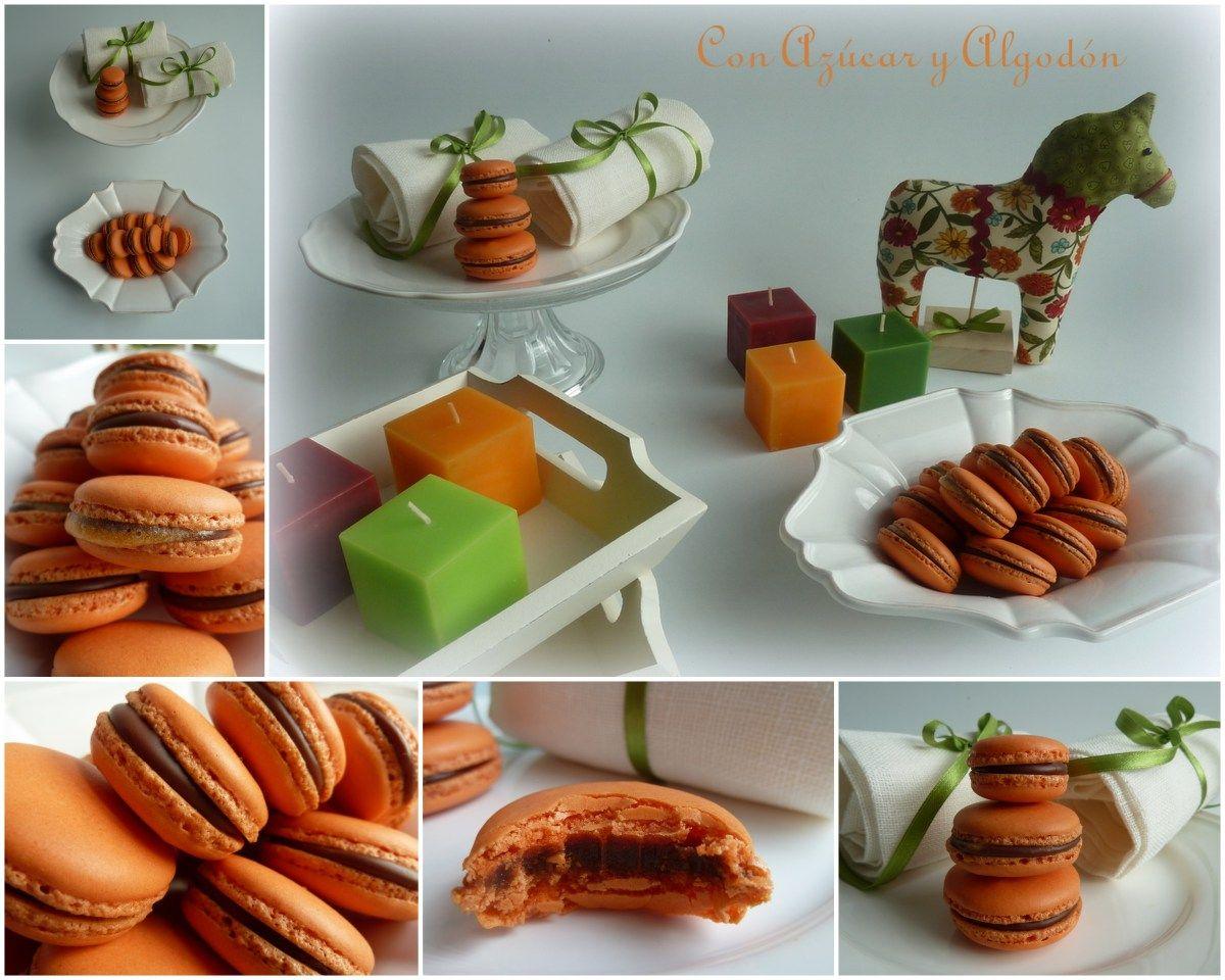 Los que me seguís desde hace tiempo sabréis que una de las primeras recetas que publiqué fue la de Macarons…. Porque estos deliciosos y endemoniados pastelitos son capaces de despertar tanta admira...