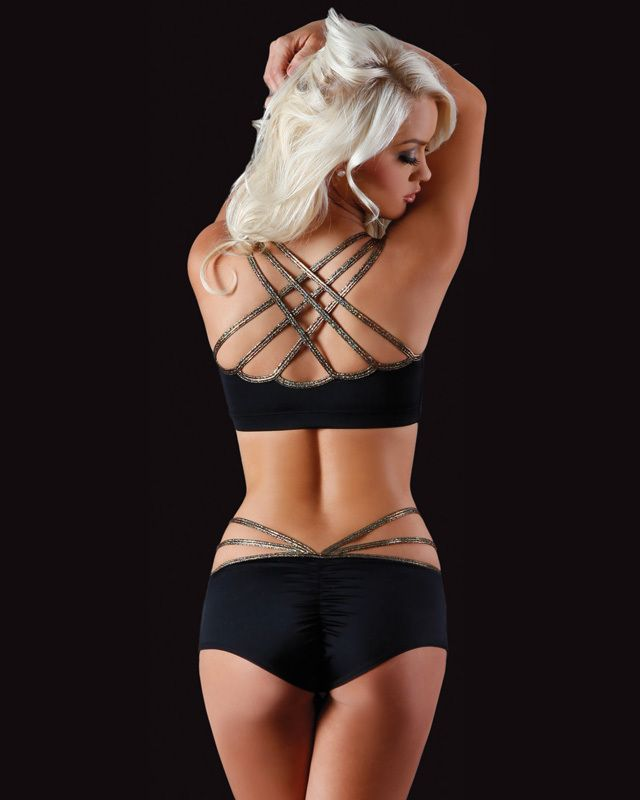 The Pole Dancing Shop - Barbed Wire Set,