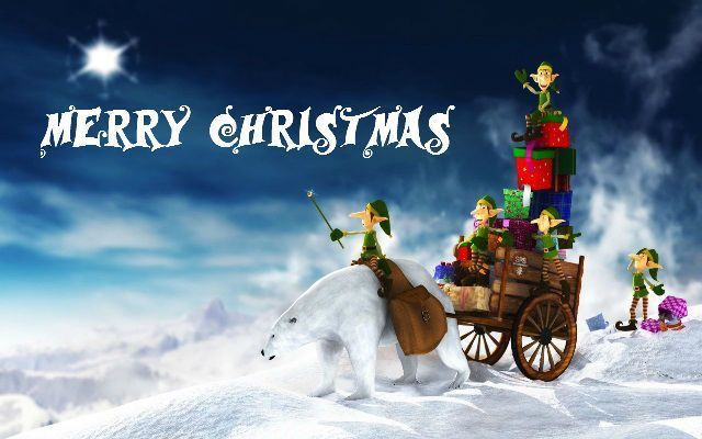 Beautiful Christmas Facebook Status | Merry Christmas Wishes ...