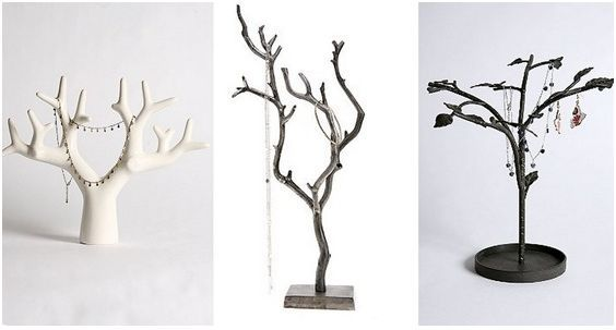Diy Jewelry Tree I Have A Different Idea That Uses The Artificial