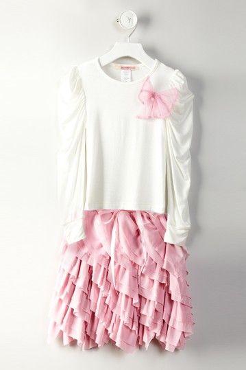 Paulinie Mesh Skirt & Top Set by Paulinie on @HauteLook