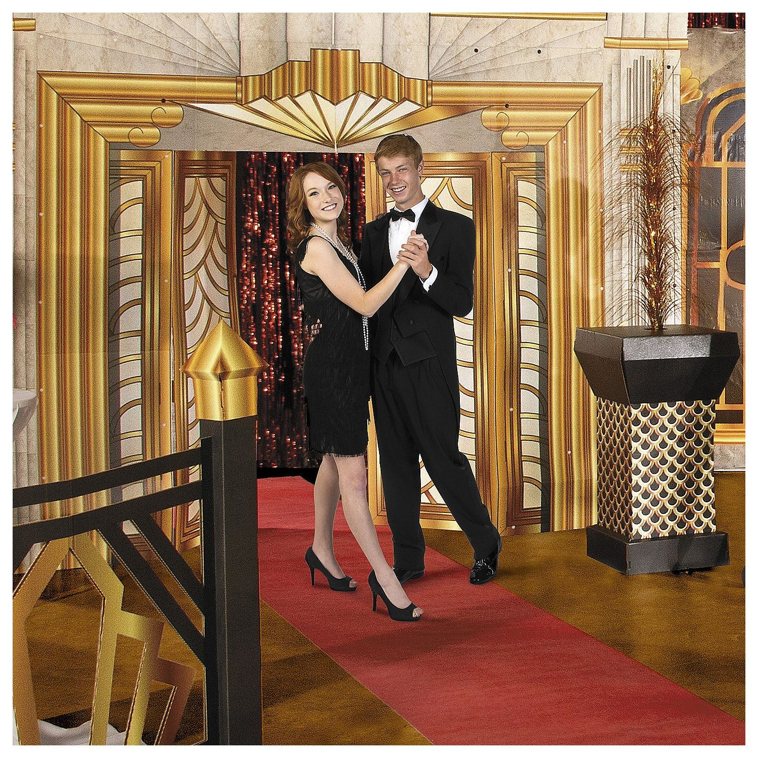 Roaring '20s Grand Event Party   OrientalTrading.| Roaring 20s