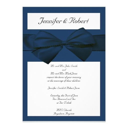 See MoreEstate Collection Marine Blue Wedding Invitationonline after you search a lot for where to buy