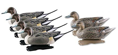 Greenhead Gear Over-Size Duck Decoy,Pintails,1/2 Dozen by GreenHead Gear. Greenhead Gear Over-Size Duck Decoy,Pintails,1/2 Dozen.