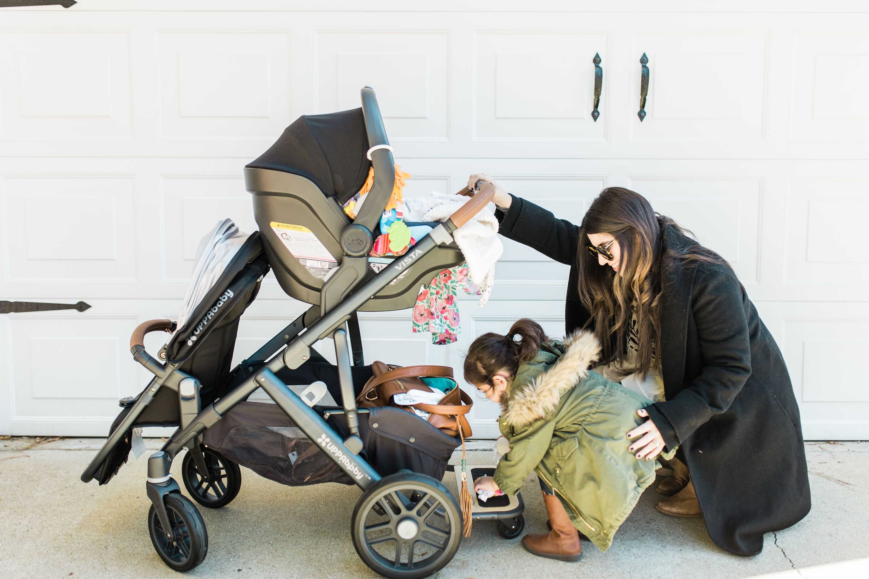 UPPAbaby VISTA Review Family, Baby + Kids Glitter, Inc